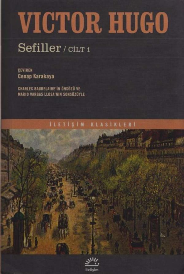Victor Hugo - Sefiller Cilt 1