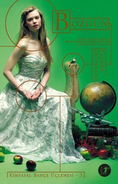 Lauren DeStefano - Kimyasal Bahçe Üçlemesi - Solgun
