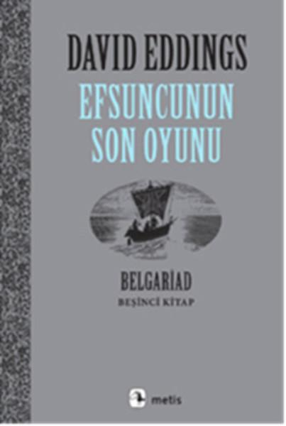 David Eddings - Efsuncunun Son Oyunu