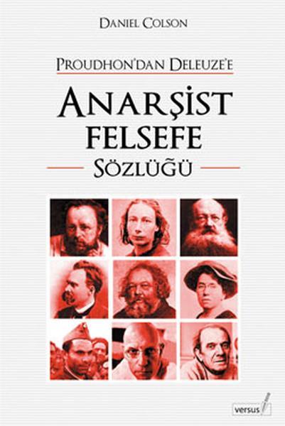 Daniel Colson - Anarşist Felsefe Sözlüğü