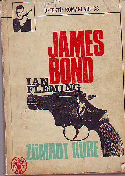 Ian Fleming - Zümrüt Küre