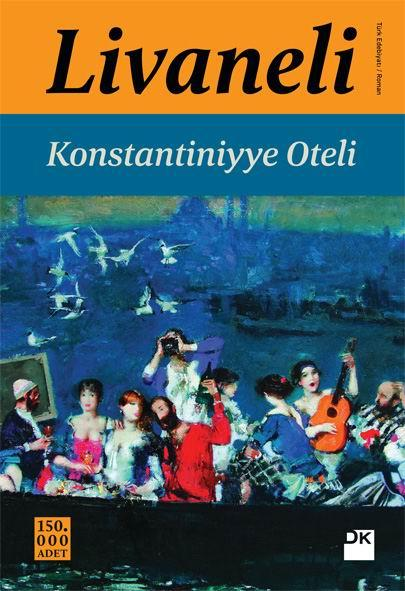 Zülfü Livaneli - Konstantiniyye Oteli-Kefaret Dizisi Kitabı